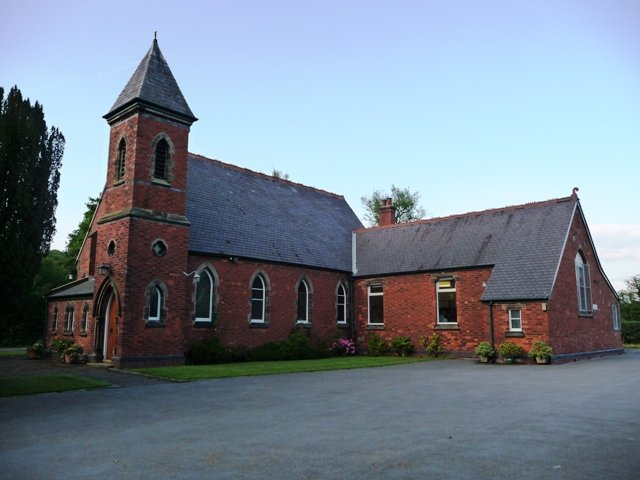 Churches and Chapels